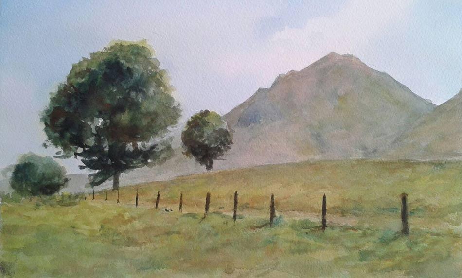 acuarela-juan-ramon-avalos-entre-montanas