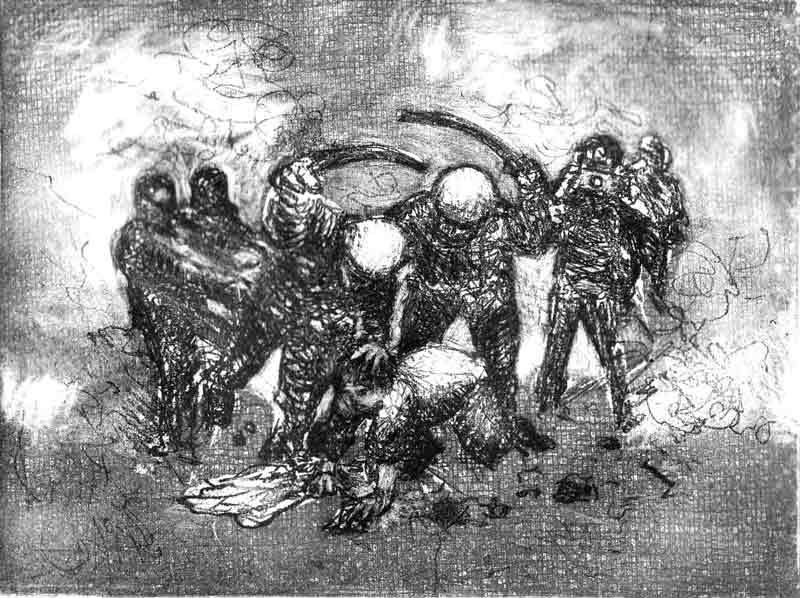 dibujo-juan-ramon-avalosrepresion-policial