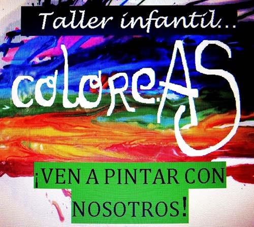 coloreas Taller infantil de dibujo y pintura clases de dibujo para niños