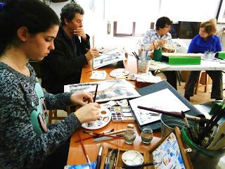 curso de Dibujo, Pintura y Grabado Torrejón de Ardoz