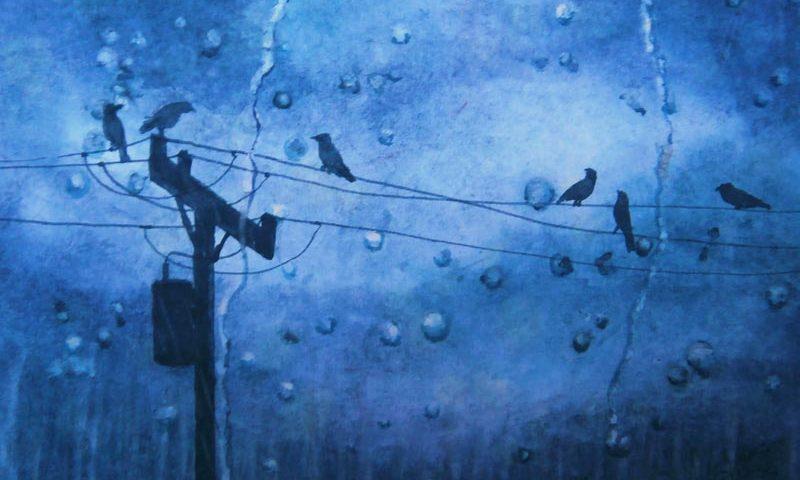 acuarela-juan-ramon-avalos-lluvia-tras-los-cristales-med